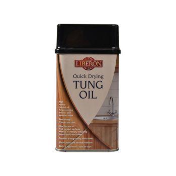 Liberon Tung Oil Quick Dry 500ml - LIBTOQD500