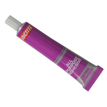 Loctite All Purchase Adhesive Clear Tube 20ml - LOCCG