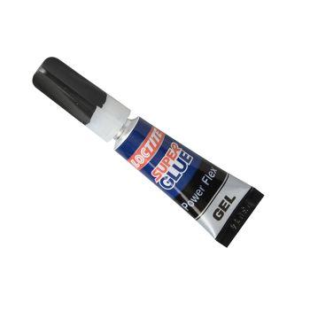 Loctite Powerflex Super Glue Gel Tube 3g - LOCPFG3T