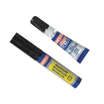 Loctite All Plastics Superglue 2g/4ml - LOCSUPPL