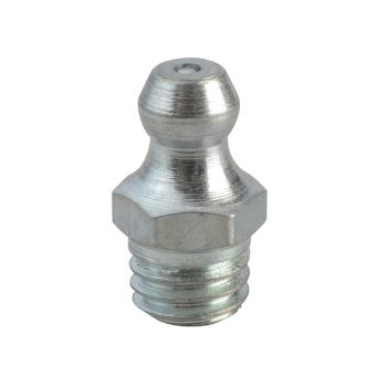 Lumatic HMM8/125 Hydraulic Nipple Straight 8mm - LUMHMM8125