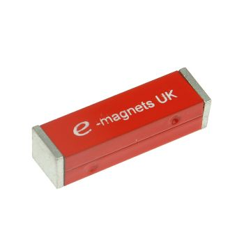 E-Magnets 845 Bar Magnet 40mm x 12.5mm x 5mm - MAG845