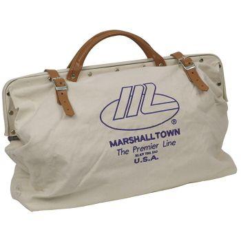 "Marshalltown 20"" X 15"" Canvas Tool Bag - M831"