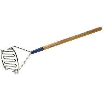 "Marshalltown 37"" Mud Masher; Semi-Round Head - M892"