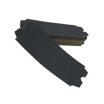 Marshalltown 80-Grit Die-Cut Sandpaper (100 Sheets Per Box) - M809