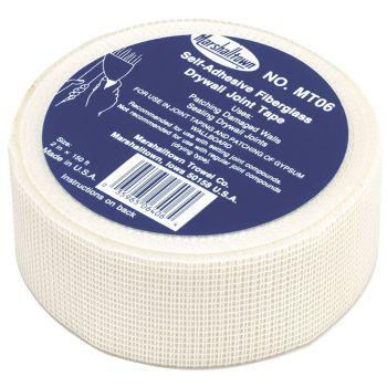 """Marshalltown Mesh Drywall Tape 75' x 2"""" - MMT05"""