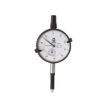 Moore & Wright 58mm Dial Indicator 0-10mm/0.01mm - MAW40006