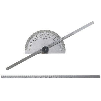 Moore & Wright Protractor Type Depth Gauge Metric - MAW44M