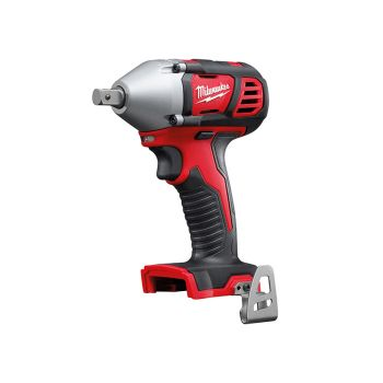 Milwaukee M18 BIW12-0 Compact 1/2in Impact Wrench 18V Bare Unit - MILM18BIW120