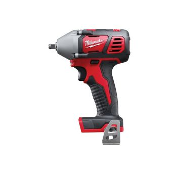 Milwaukee M18 BIW38-0 Compact 3/8in Impact Wrench 18V Bare Unit - MILM18BIW380