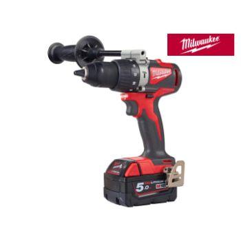 Milwaukee M18 BLPP2A2 Brushless Twin Pack 18V 2 x 5.0Ah Li-ion - MILM18BLPP2A