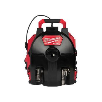 Milwaukee M18 FFSDC16-0 Fuel Drain Cleaner 18V Bare Unit - MILM18FFSD16
