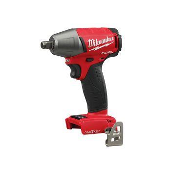 Milwaukee M18 ONEIWF12-0 Fuel ONE-KEY 1/2in FR Impact Wrench 18V Bare Unit - MILM18ONEIW0