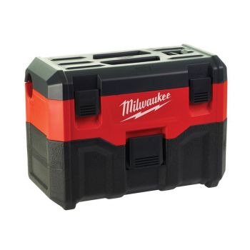 Milwaukee M18 VC2-0 Wet/Dry Vacuum - MILM18VC20