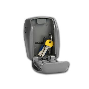 Master Lock 5415E Wall-Mounted Reinforced Key Lock Box - MLK5415E