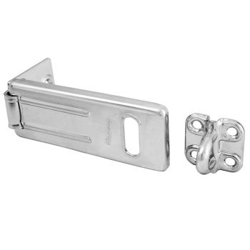 Master Lock Wrought Steel Hasp 89mm - MLK703