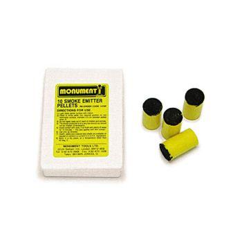 Monument Plastic Case of Ten Smoke Pellets - MON1470F