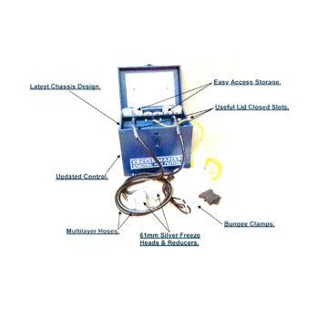 Monument 690E Freezemaster to Freeze 8mm to 61mm Pipe - 110v - MONFRZ690E110