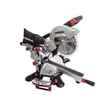 Metabo KGS 18 LTX Cordless Sliding Mitre Saw 216mm 18V Bare Unit - MPTKGS18LTX