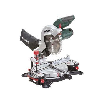 Metabo KS 216 216mm Mitre Saw Lasercut 1350W 240V - MPTKS216N