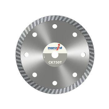 Marcrist Turbo Rim Diamond Blade Fast Cut 180 x 22.2mm - MRCCK750T180