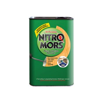 Nitromors All Purpose Paint & Varnish Remover 4 Litre - NIT1392894