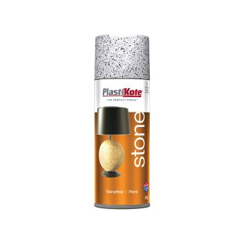 PlastiKote Stone Touch Spray Soap Stone 400ml - PKT9436