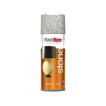 PlastiKote Stone Touch Spray Gotham Grey 400ml - PKT9445