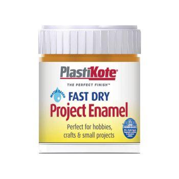 PlastiKote Fast Dry Enamel Paint B32 Bottle Copper 59ml - PKTB32W