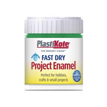 PlastiKote Fast Dry Enamel Paint B7 Bottle Night Blue 59ml - PKTB7W