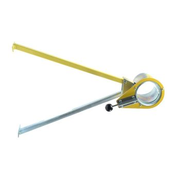 Monument 100mm - 110mm 4in. Drain Pipe Cutter & Beveller - MONPPC110