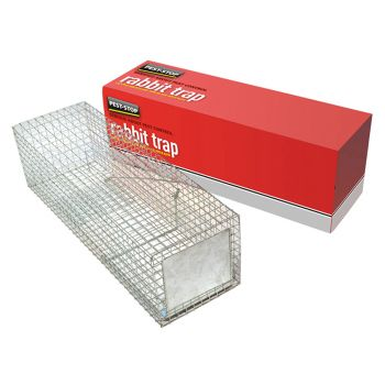 Pest-Stop Systems Rabbit Cage Trap 32in - PRCPSRABCAGE