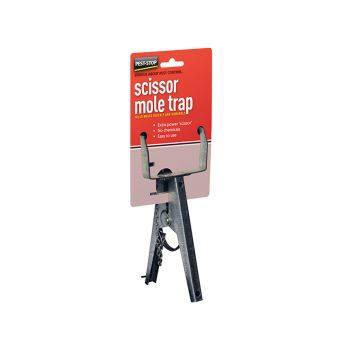 Pest-Stop Systems Scissor Type Mole Trap - PRCPSSMOLE