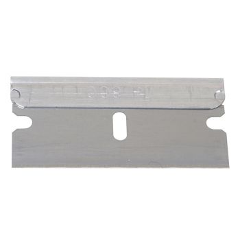 Personna Regular-Duty Single Edge Razor Blades Steel Spine 50 Boxes of 100 Blades - PSA610117
