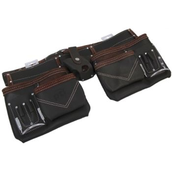 PTI Oil Tan Double Fixed Belt - PTI0108