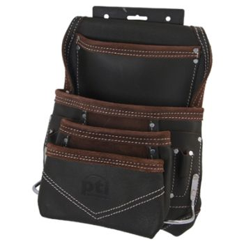 PTI Oil Tan Single Tool Pouch - PTI0110
