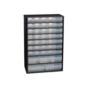 Raaco 1321-07 Metal Cabinet 40 Drawer - RAA132107