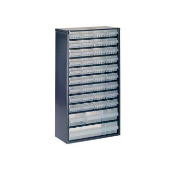 Raaco 1240-123 Metal Cabinet 40 Drawer - RAA137430