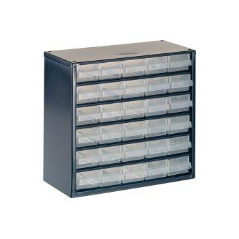 Raaco 624-01 Metal Cabinet 24 Drawer - RAA137546