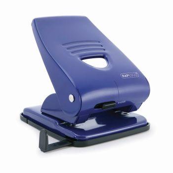 Rapesco 835 2-Hole Metal Punch (40 Sheets) (blue) - PF800AL1