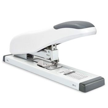 Rapesco ECO HD-100 Heavy Duty Stapler (soft white) - 1386