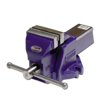 IRWIN No.4 Mechanics Vice 115mmm (4.1/2in) - REC4