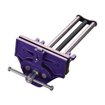 IRWIN Woodworking Vice 175mm (7in) with Quick Release & Dog - REC52ED