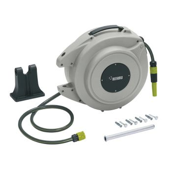 Rehau Automatic Enclosed Hose Reel 15m - REH224255