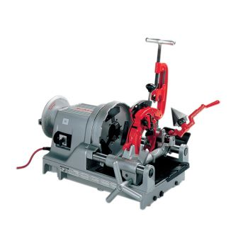 RIDGID 1233 Pipe Threading Machine 110 Volt - RID20220
