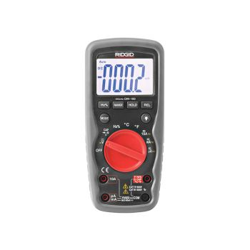 RIDGID DM-100 Micro Digital Multi-Meter - RID37423