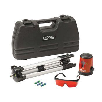RIDGID CL-100 Micro Self-Levelling Cross Line Laser - RID38758