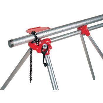 RIDGID 560 Top Screw Stand Chain Vice 3-125mm Capacity - RID40165