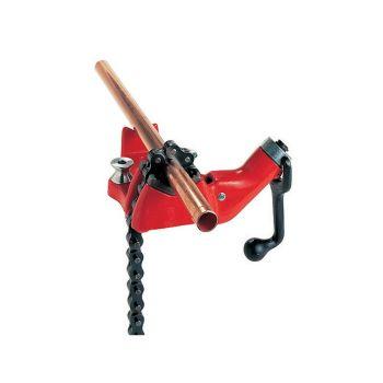 RIDGID BC610 Top Screw Bench Chain Vice 8-150mm Capacity - RID40210