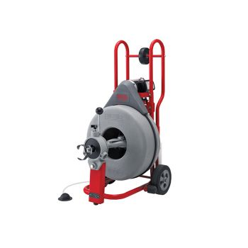 RIDGID K-750 AUTOFEED Drum Machine with C-100 Inner Core Cable - RID44157